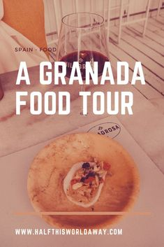 A Granada Food Tour. Tasting the best tapas in Spain Best Tapas, Tapas Bar, Easy Day, Spain And Portugal, Spanish Food, Cool Bars, Food Lists, Cooking Classes, Granada