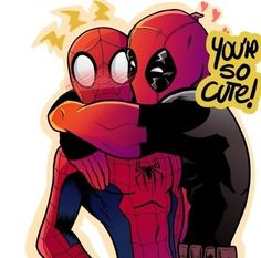 Read 💚 Thorki💛 from the story Fotos/gifs/fanarts sobre ships Gays by yanenass with reads. Outro ship que não consigo viver. Spideypool, Deadpool X Spiderman, Marvel Comic Universe, Marvel Dc Comics, Marvel Avengers, Yuri, Spirit Fanfics, Comic Anime, Spider Man