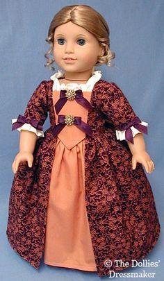 American Girl Doll Elizabeth | American Girl Doll ~ Elizabeth