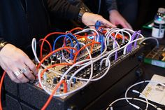 Organizers of the Brooklyn Synth Expo, a free event held November 12-13 at Main Drag Music let us know that the event attracted 1,000+ visitors this year.