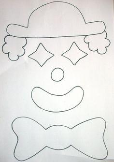 Mizan - Welcome my homepage - - Karneval basteln Karneval basteln. Clown Crafts, Circus Crafts, Carnival Crafts, Carnival Masks, Carnival Rides, Summer Crafts, Diy And Crafts, Crafts For Kids, Arts And Crafts