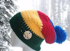 Image detail for -crochet snowboard hat