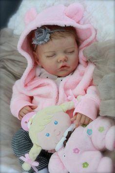 d74f3d252c0ed Sur mesure poupée nouveau-né bébé Reborn TWIN B par Premier Bébé