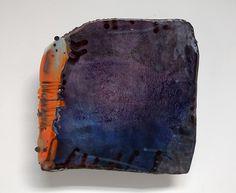 Liz Larner Fictile 2010 ceramic and epoxy 30.5 x 31.8 x 9.5 cm