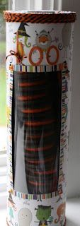 pringles container into oreo gift box