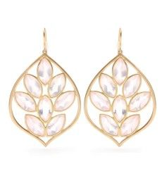 Jamie Wolf Diamond Marquis Leaf Drop Earrings A8rx5J