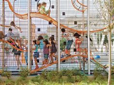 Playground  Wall-Holla 2  Carve V.O.F. Amsterdam