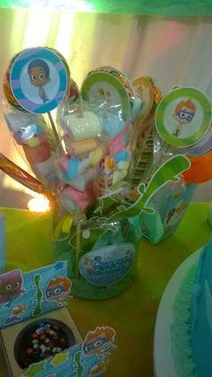 Pirulitos Bubble Guppies