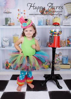 Legwarmers with Chiffon Ruffles Wonderland Tutu by whimsytots, $19.00