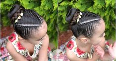 African Hairstyles, Braided Hairstyles, Hair Designs For Girls, Cute Little Girl Hairstyles, Texturizer On Natural Hair, Princess Hairstyles, Inspirational Celebrities, Natural Styles, Cute Little Girls
