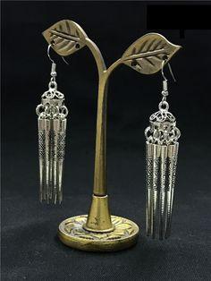 Indian Ethnic Tribal Drop Earrings