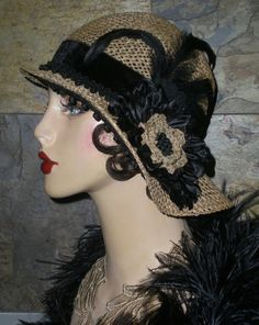 2012 Hatty Award Winner Graceful Butterfly Millinery...one-of-a-kind original hat design by Sonia Caceres...flutter by and visit my website GracefulButterfly...