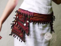 Belt Bag Hmong Belt Bag Hmong Bag Hip Bag Belt Bags