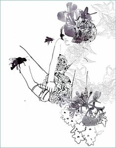 beewoman_Sara_Singh_fashion_illustration