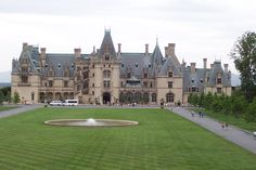 Biltmore, in Asheville, NC.....magnificent - I want to go back