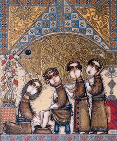 by Armenian artist Tsolak Shahinyan