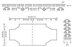 Crochet DROPS bolero with lace pattern and double crochet in Safran. Size: S - XXXL. Free pattern by DROPS Design.