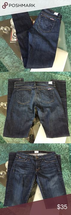 Hudson skinny Jeans Great condition Hudson skinny jeans size 27 inseam 31 Hudson Jeans Jeans Skinny