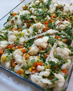 Hello, I have a very nice salad recipe, winter is full of energy . Macaroni Salad, Pasta Salad, Turkish Recipes, Ethnic Recipes, Salad Bar, Sauce Recipes, No Cook Meals, Baby Food Recipes, Feta