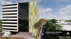 Multi Story Building, Facades