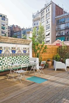 Mi casa es su casa: Assumpta Baldó's is a home away from home in the heart of bustling Barcelona...