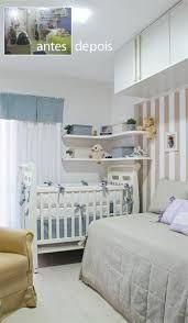 quarto de bebe com a cama dos pais - Pesquisa Google