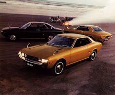 Toyota Celica Сoupe JP-spec '1970–77