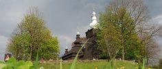 Szlak Architektury Drewniane j w Małopolsce