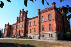 Vaasa court of appeal. Finland, Roots, Buildings, Industrial, Exterior, Mansions, Country, Architecture, House Styles