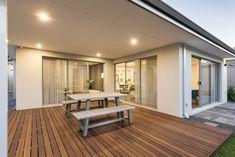#alfresco #backyard @decking #outdoordining