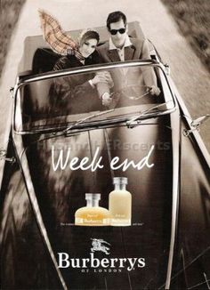 Weekend by Burberrys for women. It's an aromatic grassy fragance very relaxing.