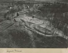The Nephilim Chronicles: Fallen Angels in the Ohio Valley: Ancient Serpent Mound in New York State