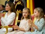 [PICS] King Felipe Of Spain & Queen Letizia — Photos Of The Coronation - Hollywood Life