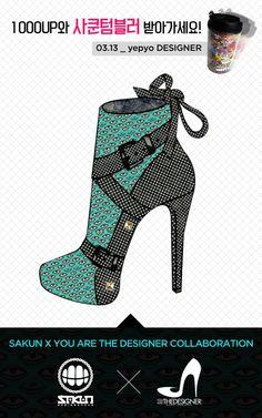 shoesdesignapp_YOU ARE THE DESIGNER_SAKUN X UD Collaboration shoes_5