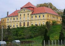 Festetics-kastély Berzence Budapest Hungary, Ancient Architecture, Homeland, Mansions, House Styles, Castles, Places, Scotland, Medieval