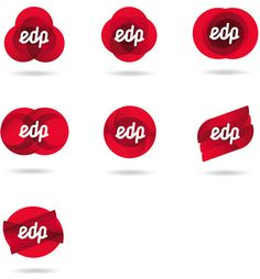 EDP brand ID by Sagmeister Inc