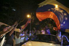 ¡Aplastante triunfo opositor en Venezuela! | EL MONTONERO