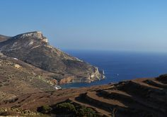 Folegandros island in Cyclades Complex