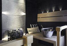 Row house, interior design, sauna. Rivitalo sisustussuunnittelu, sauna. Radhus, inredningsdesign, bastu.