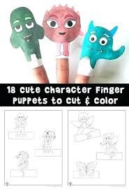 A set of 18 finger puppets that are ready to cut, color, and put on a play! Felt Finger Puppets, Hand Puppets, Printable Animals, Printable Crafts, Free Printable Coloring Pages, Coloring Pages For Kids, Finger Puppet Patterns, Reading Buddies, Classroom Crafts