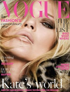 Vogue covers from Ch