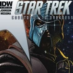 Star Trek Into Darkness Klingons Revealed in Comic Book Prequel - Star Trek Countdown To Darkness issue #4 acts as a bridge between the two movies, giving us our first look at this alien race.