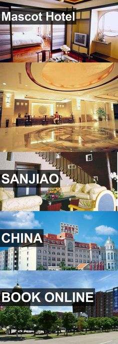 Mascot Hotel in Sanjiao, China. For more information, photos, reviews and best prices please follow the link. #China #Sanjiao #travel #vacation #hotel