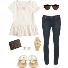 Cute by prepbythesea on Polyvore
