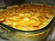 Macarrones con Bechamel Te enseñamos a cocinar recetas fáciles cómo la receta de Macarrones con Bechamel y muchas otras recetas de cocina..