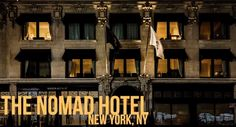With the gorgeous library bar, the Nomad restaurant and exquisite design by Jacques Garcia, the Nomad has a truly unique style. Mixing 17th- and 18th-century references with modern influences, it's like nothing else in NYC. #nomad #nyc #hotels #nomadhotel #newyorkcity #travel #besthotels #hotels #luxury #luxuryhotel #romantic #valentines #getaway #weekend #staycation