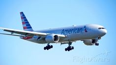 Foto de American Airlines B772 (N784AN) ✈ FlightAware