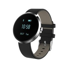 ONEMORES(TM) Smart Bracelet Pedometer Wristband Bluetooth Watch Activity Fitness Tracker (B) -- Continue to the product at the image link. (This is an affiliate link and I receive a commission for the sales)