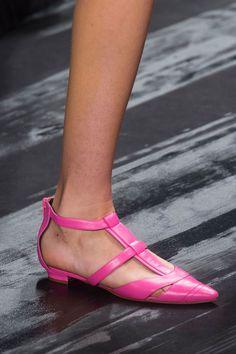 J. Mendel at New York Fashion Week Spring 2015 - StyleBistro