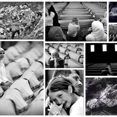 Srebrenica Genocide..In 1992 in the middle of Europe 9000 Bosnian Muslim killed and noone did anything...